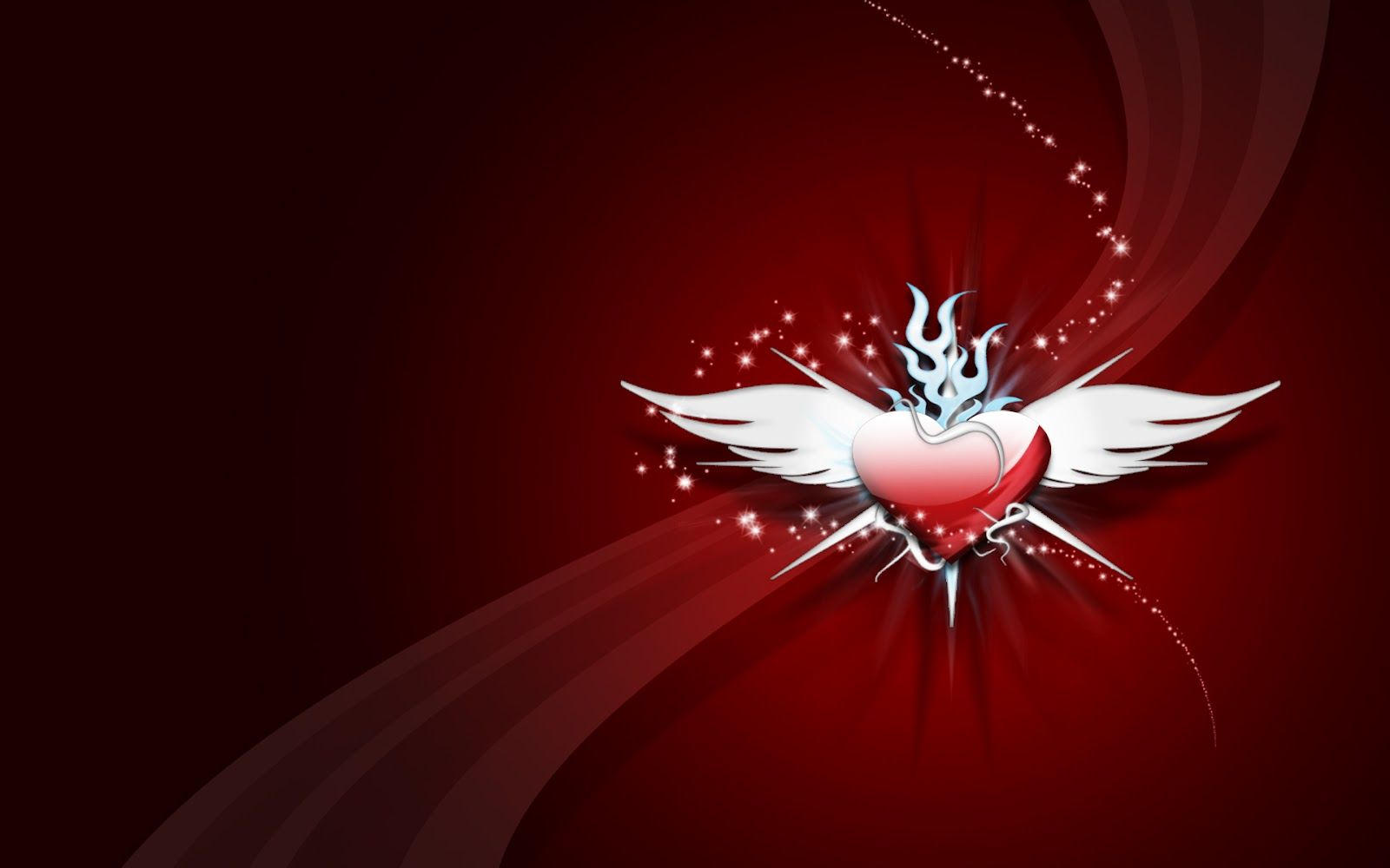 1600x1000 Free download Tribal Heart Love Love Wallpaper Love ...