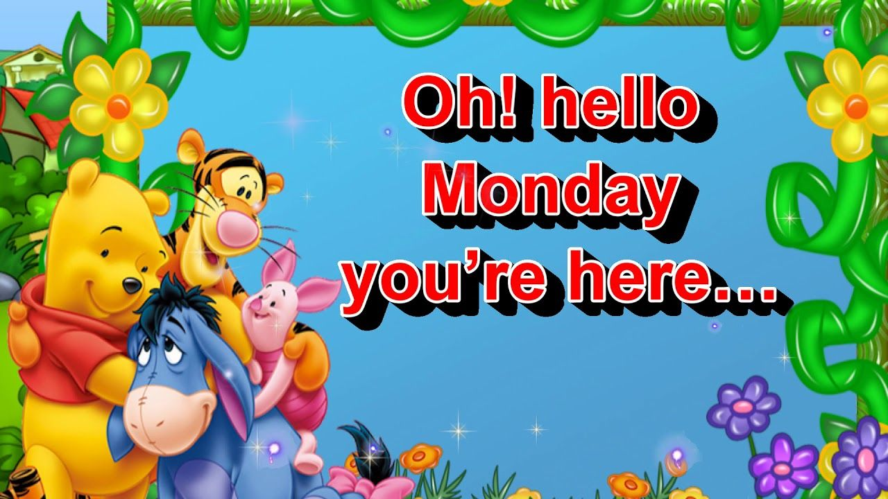 1280x720 HAPPY MONDAY Greetings|Quotes|Sms|Wishes|Saying|E-Card|Wallpapers/|Whats  app messages