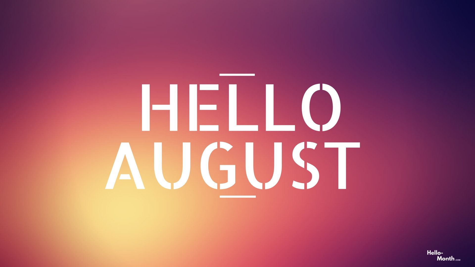 1920x1080 Free Images of Hello August Tumblr with Quotes   Pinterest ...