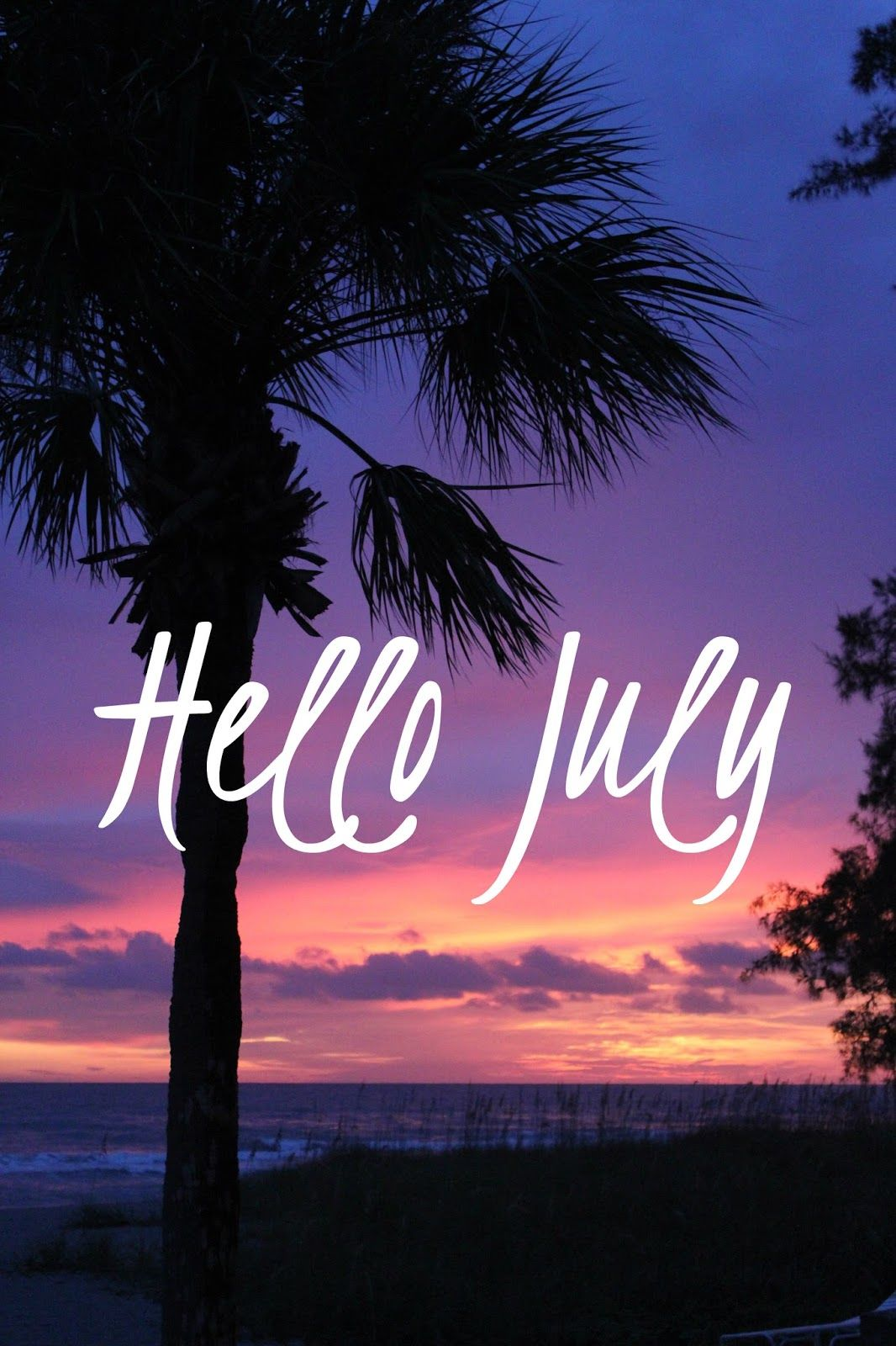 1066x1600 Cute Hello Summer Wallpaper Hello July Pictures Photos And ...