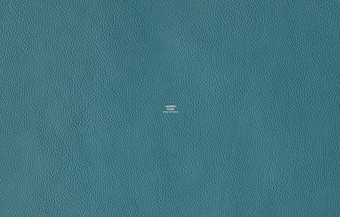 1332x850 Wallpaper color, texture, leather, turquoise, Hermes images ...