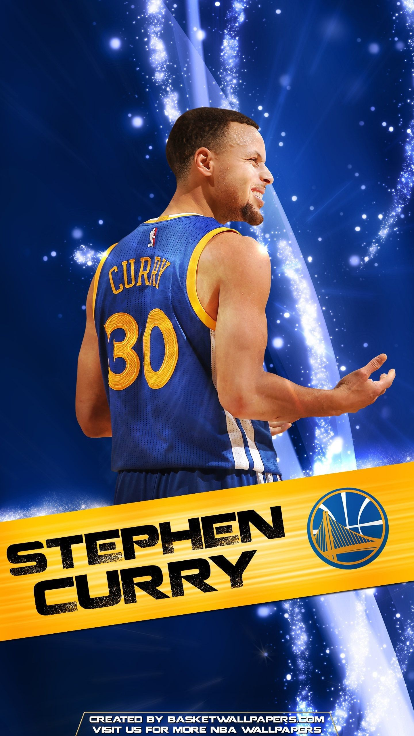 1440x2560 Stephen Curry iPhone Wallpapers (80+ images)