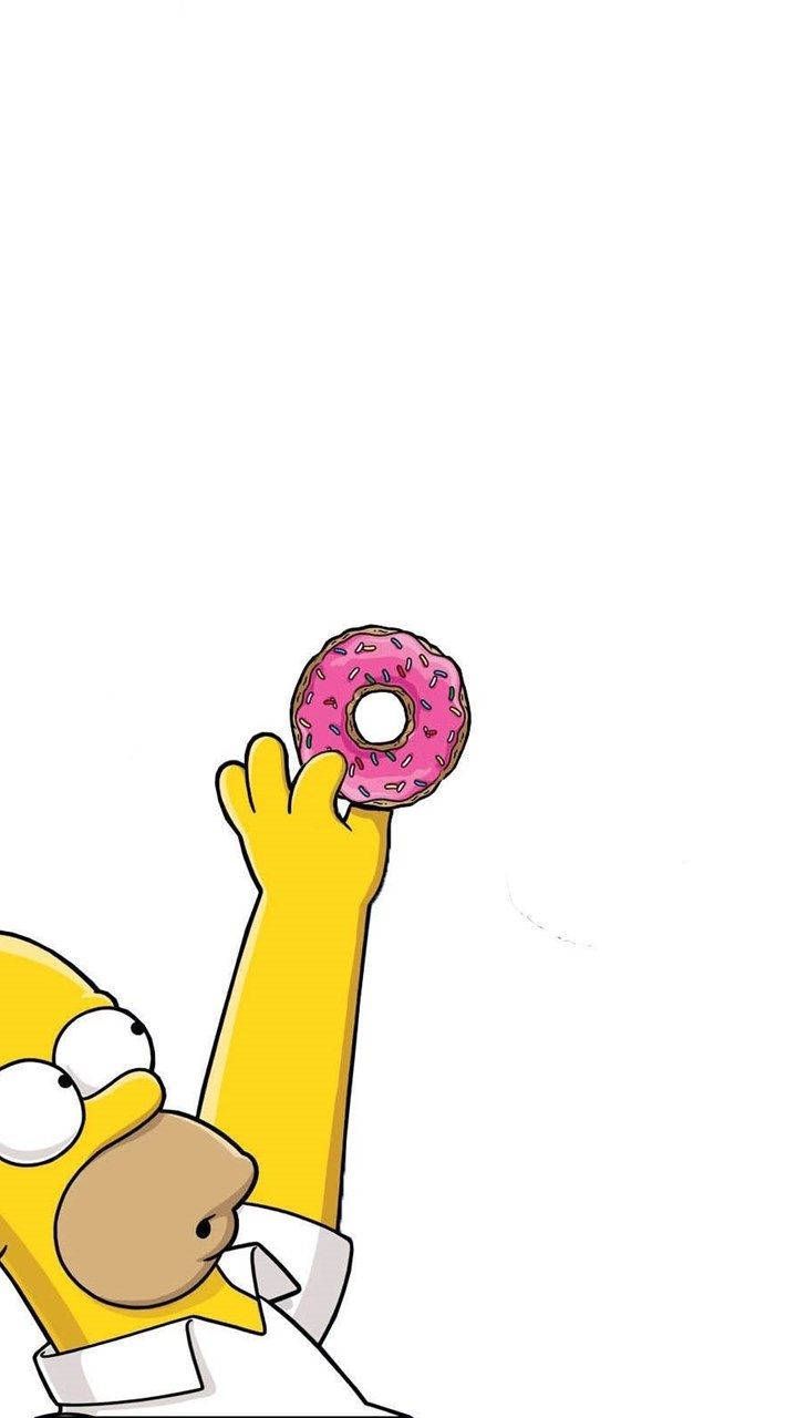 720x1280 Simpsons Donut Wallpaper , (48+) Pictures