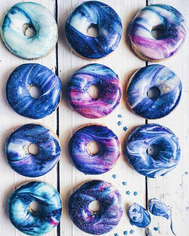 800x998 Galaxy Donuts Are Out Of This World (Sorry, We Had To ...