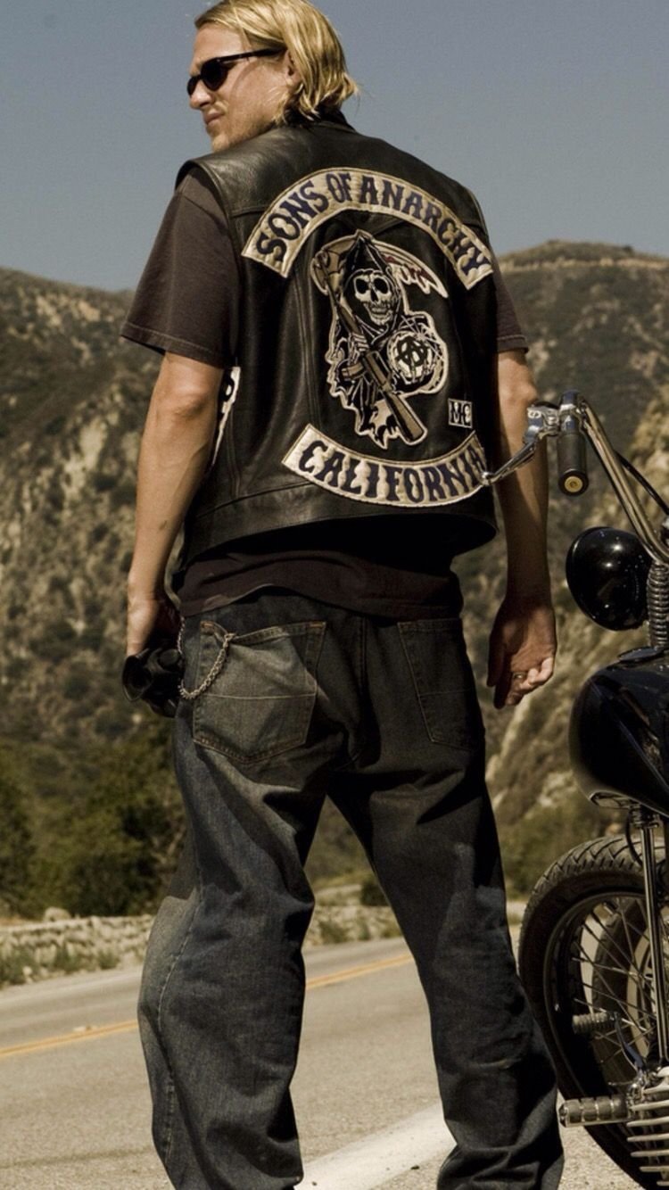 750x1334 Pin by Danna Hodorski on SOA in 2019 | Sons of anarchy, Jax ...