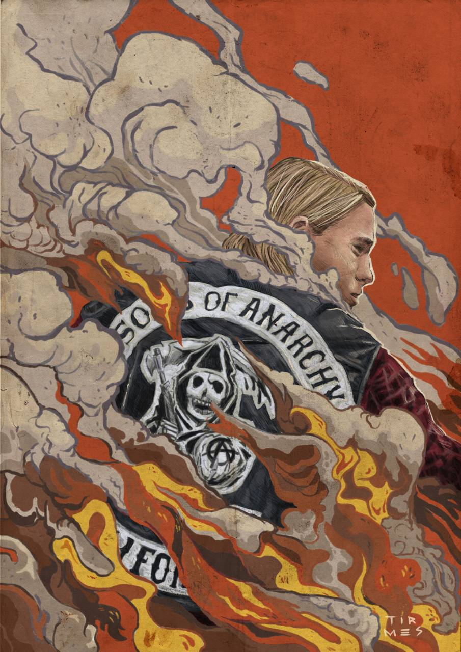 905x1280 Sons Of Anarchy Wallpaper by huseyinseyhann - 89 - Free on ...