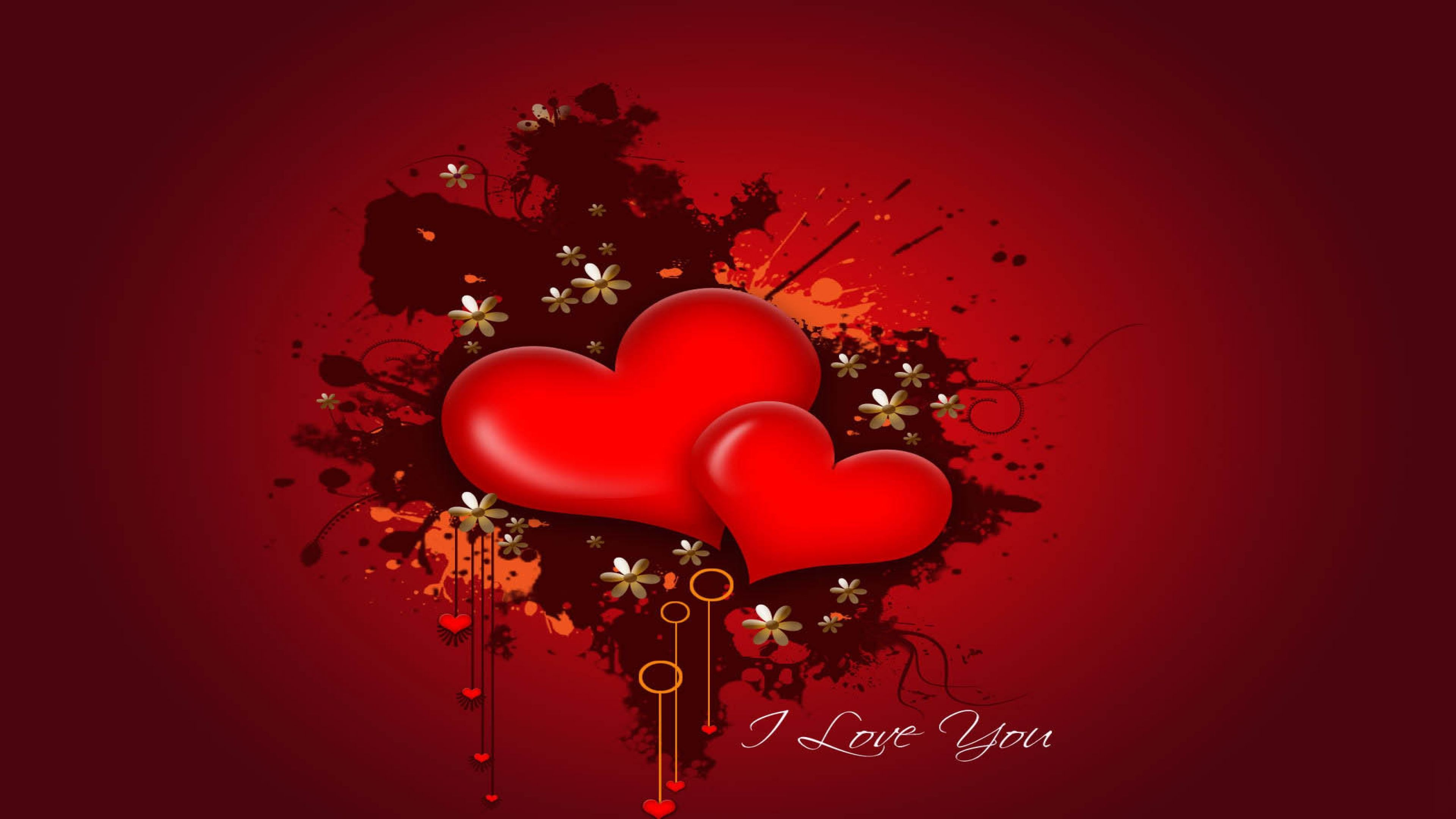 3840x2160 45+ Modern Valentine's Day Wallpapers - Download at WallpaperBro