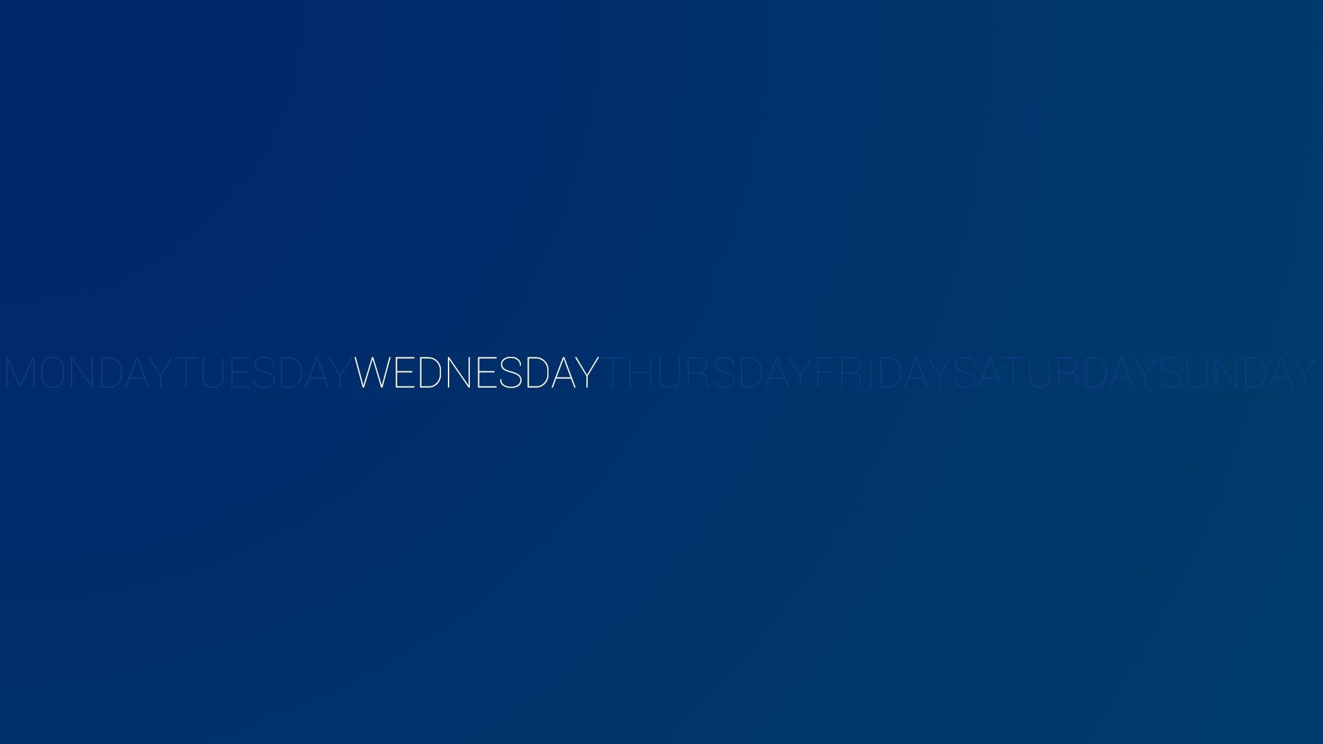 1920x1080 Wednesday, HD Typography, 4k Wallpapers, Images, Backgrounds ...