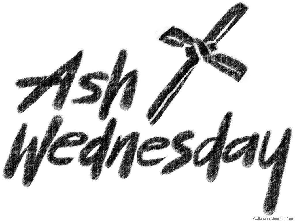 1024x768 Ash Wednesday Wallpapers
