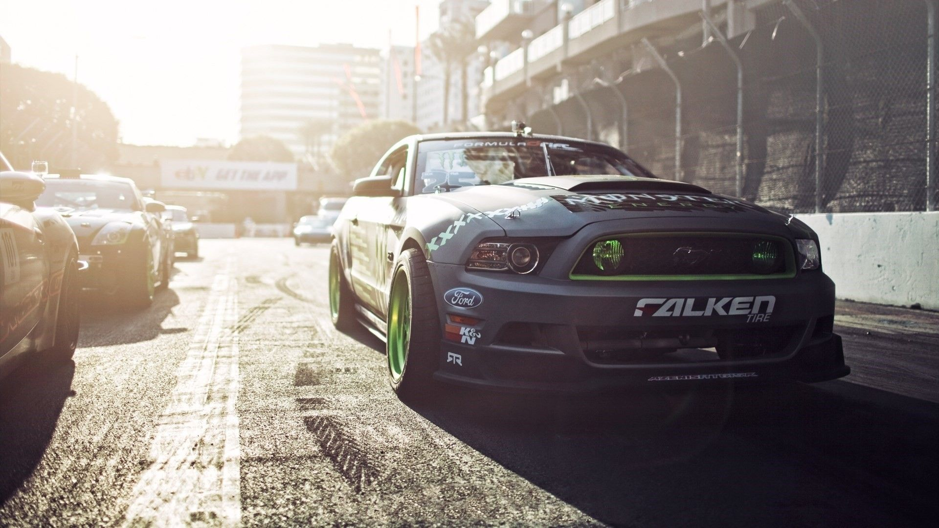 1920x1080 Ford Mustang, Car, Formula drift Wallpapers HD / Desktop and Mobile ...
