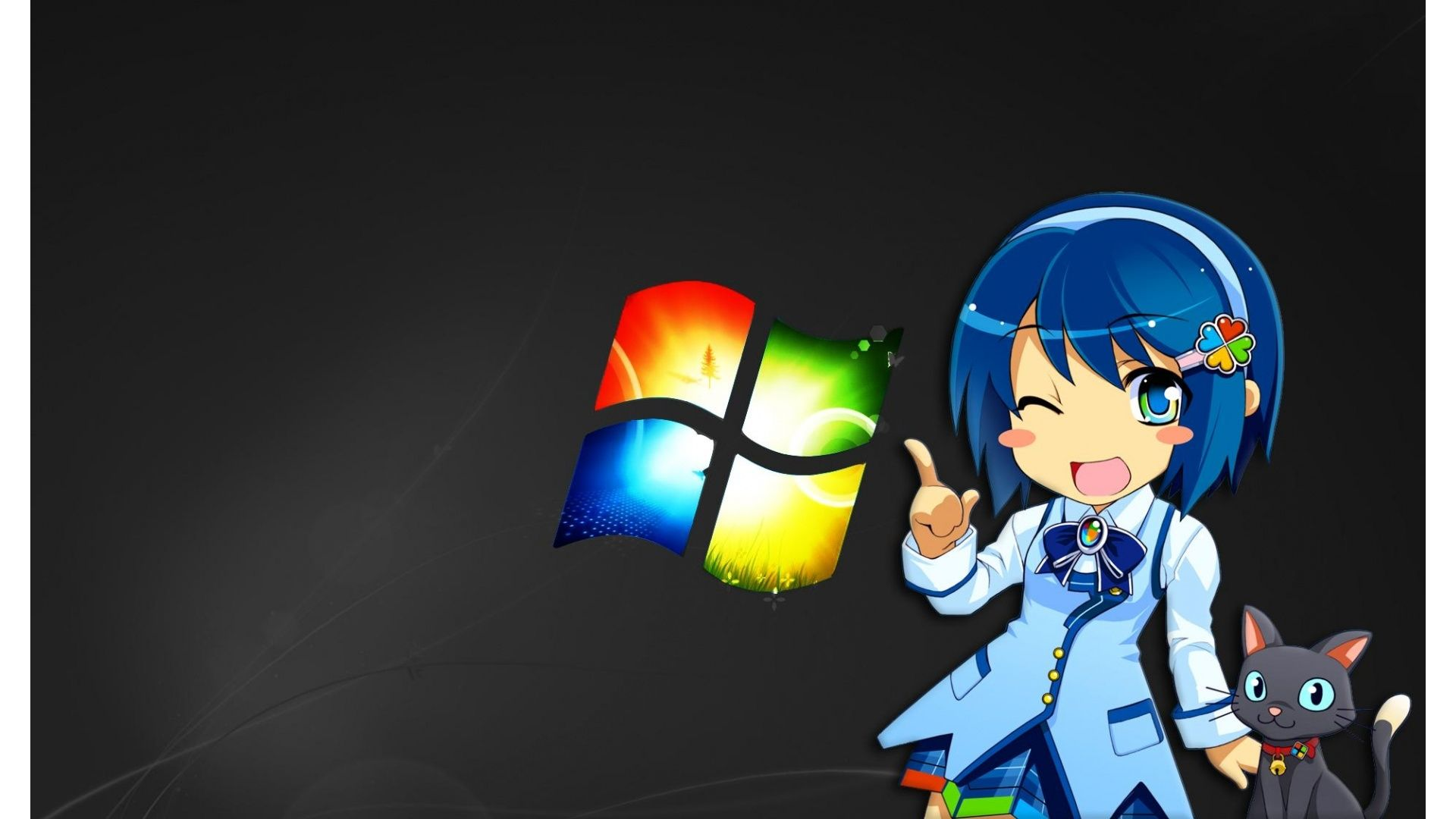 1920x1080 Awesome Animated Anime Wallpaper Windows 10 | Anime-WP