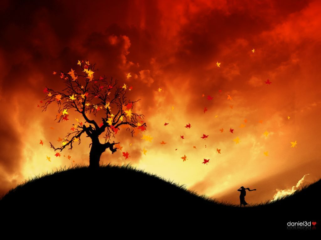 1024x768 Download HD Autumn Wallpapers For Desktop Background Free ...