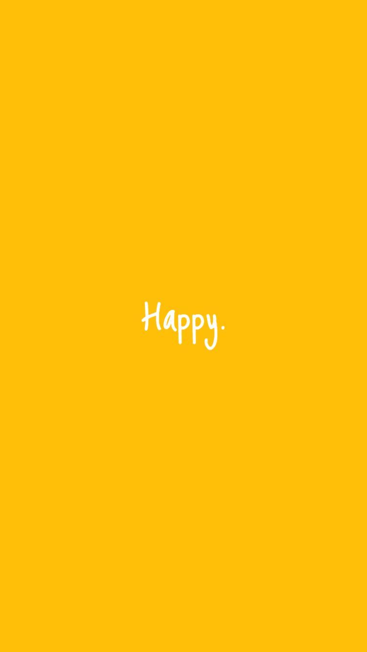 750x1330 Happy. (Follow my board for more such edits!! ) #happy #bekind ...