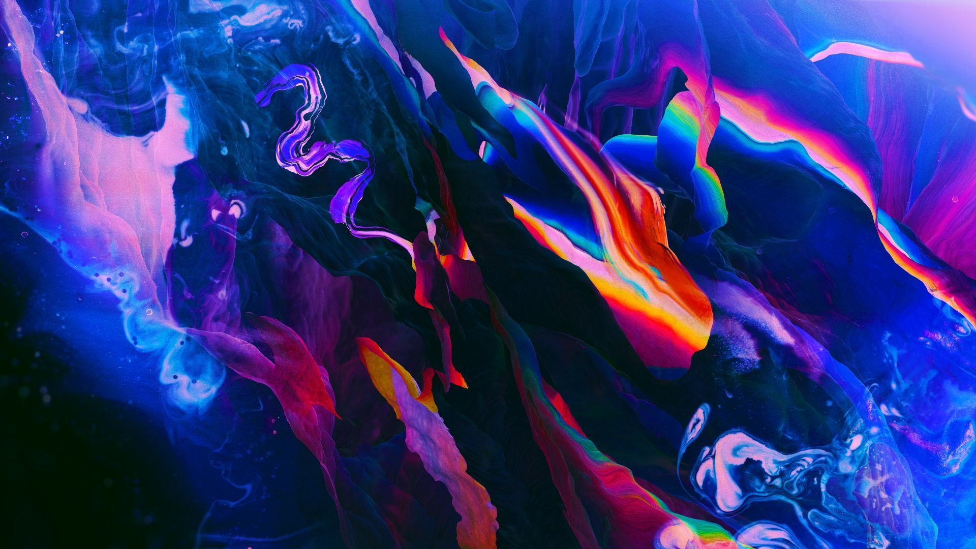 1920x1080 abstract, colorful, 8K (horizontal) | Wallpapers❤️ in 2019 ...