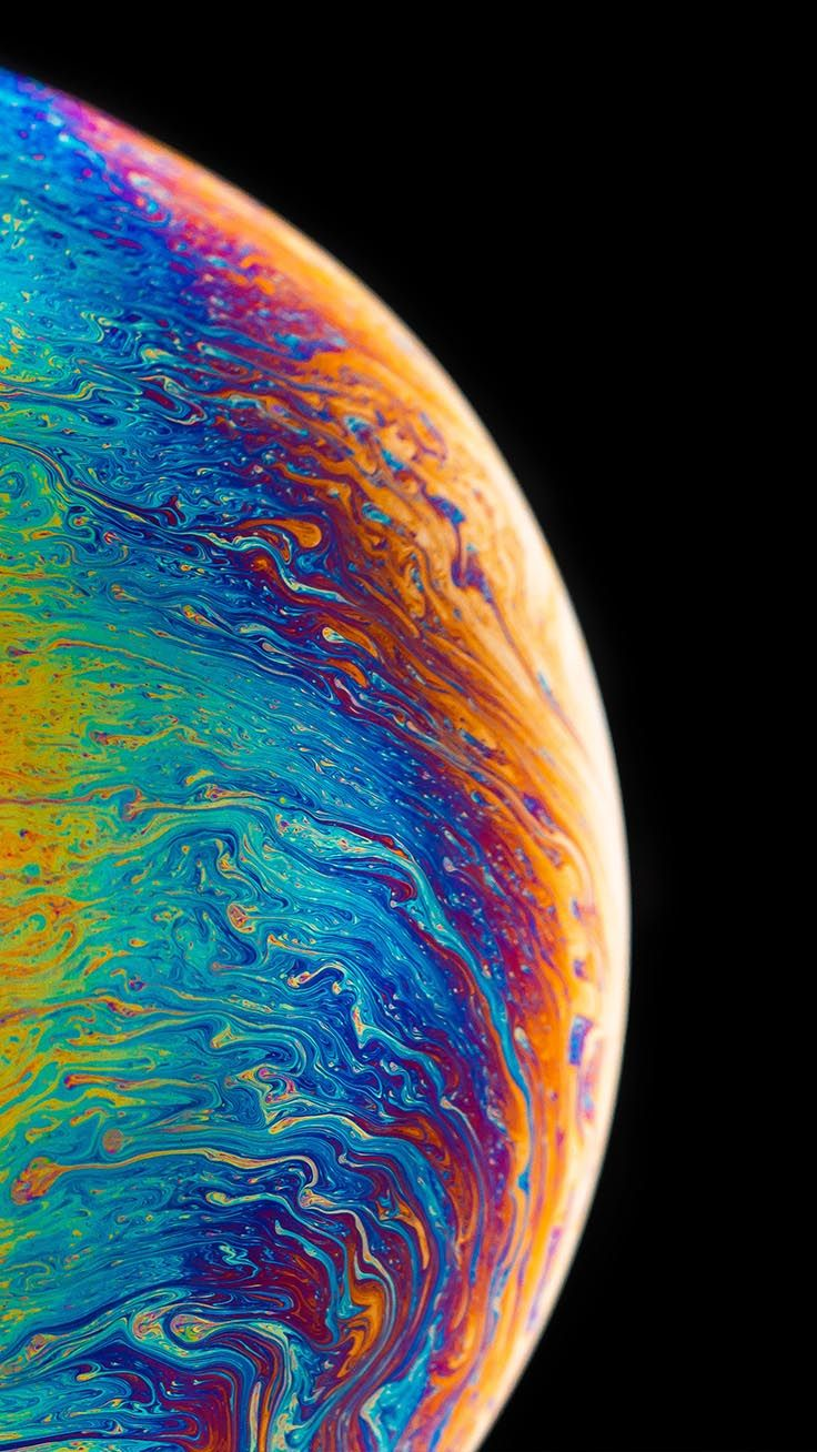 736x1308 10 Colorful Abstract iPhone XR Wallpapers | Preppy Wallpapers