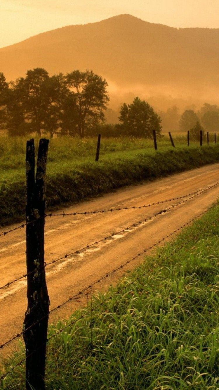 750x1334 Country Scenery HD Wallpaper iPhone 6 / 6S - HD Wallpaper ...