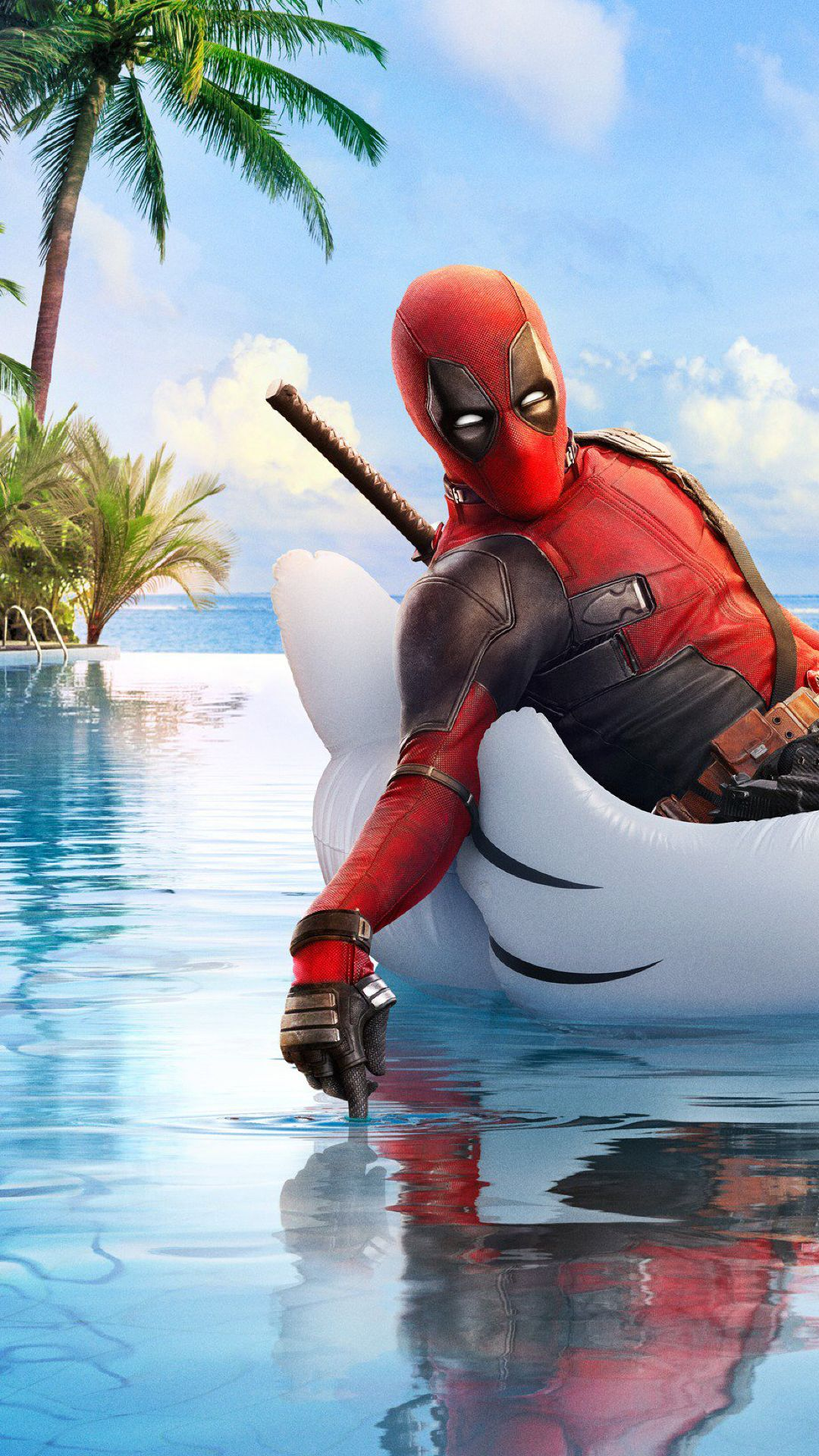 1080x1920 1080x1920 Deadpool 2 Funny Poster Iphone 7, 6s, 6 Plus and ...