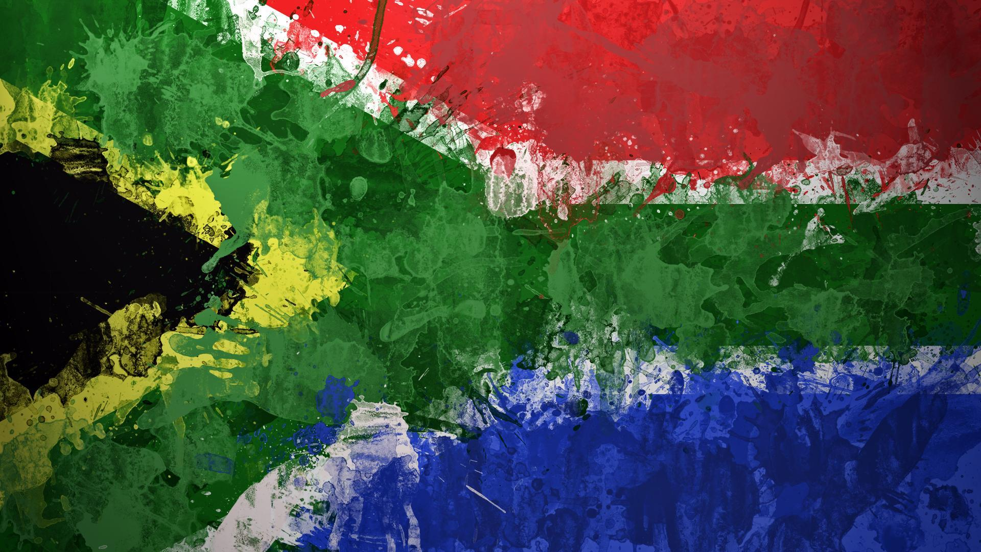 1920x1080 South African Flag Wallpaper for Android - APK Download