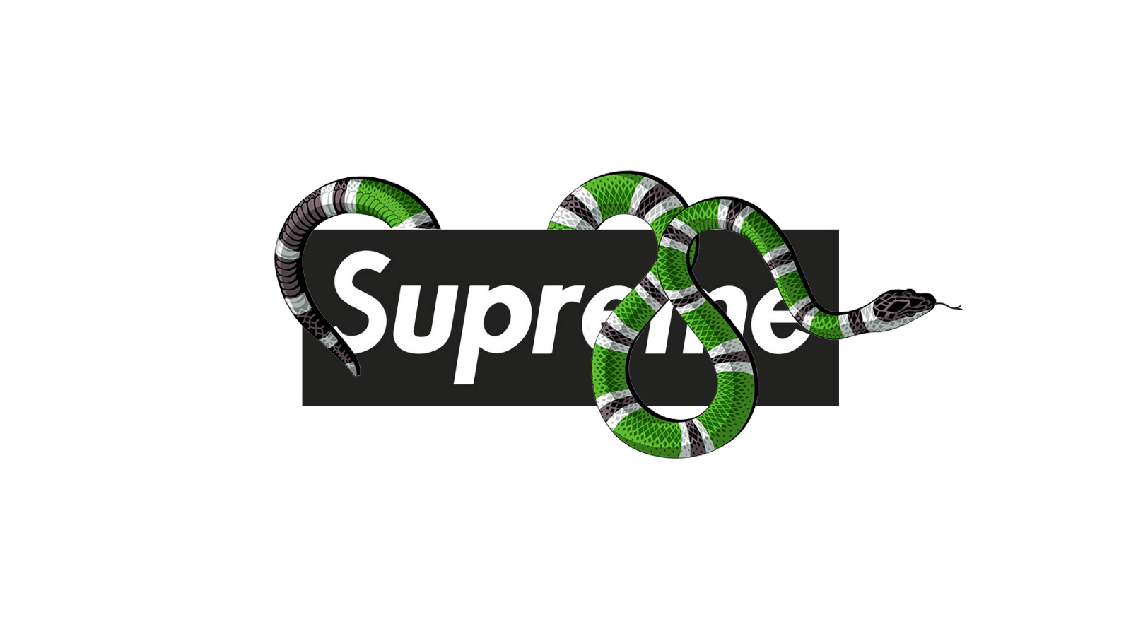 1600x900 Supreme And Gucci Wallpapers