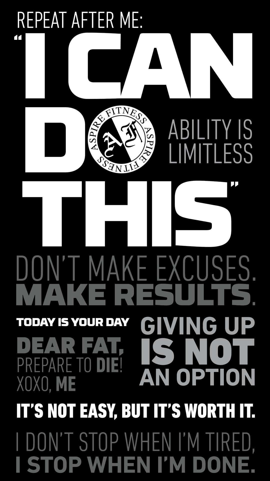 1080x1920 Fitness Motivation iPhone Wallpaper (71+ images)