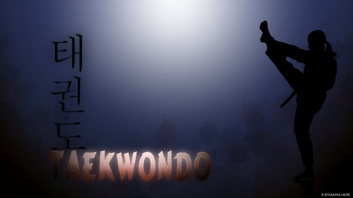 1191x670 Wallpaper TaeKwonDo by KL-Photos on DeviantArt