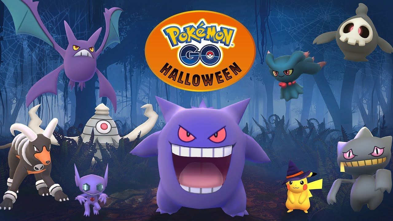 1280x720 Halloween 2018 event special research leaks in Pokemon GO's ...