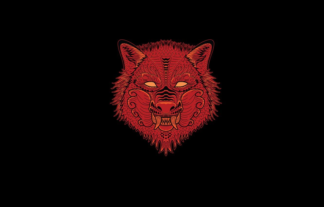 1332x850 Red Wolf Wallpapers | Wallpapers for Fun