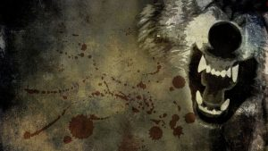 Blood Wolf Wallpapers – Top Free Blood Wolf Backgrounds