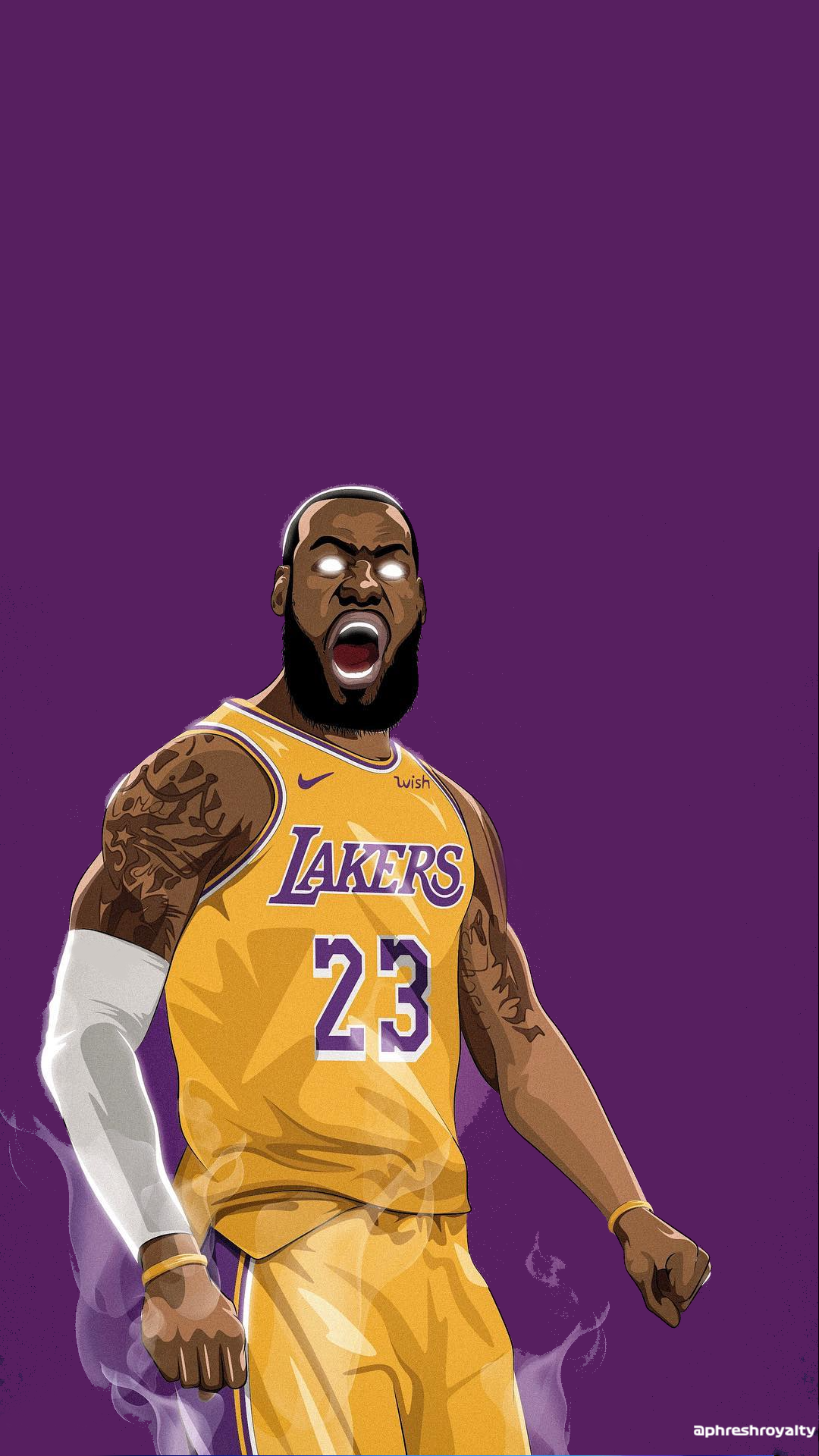 1080x1920 Lebron James Lakers Wallpaper Android, Hd Wallpapers ...