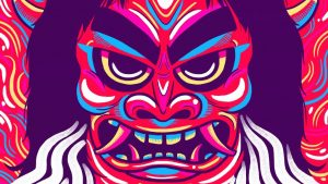 Japanese Demon Wallpapers – Top Free Japanese Demon Backgrounds