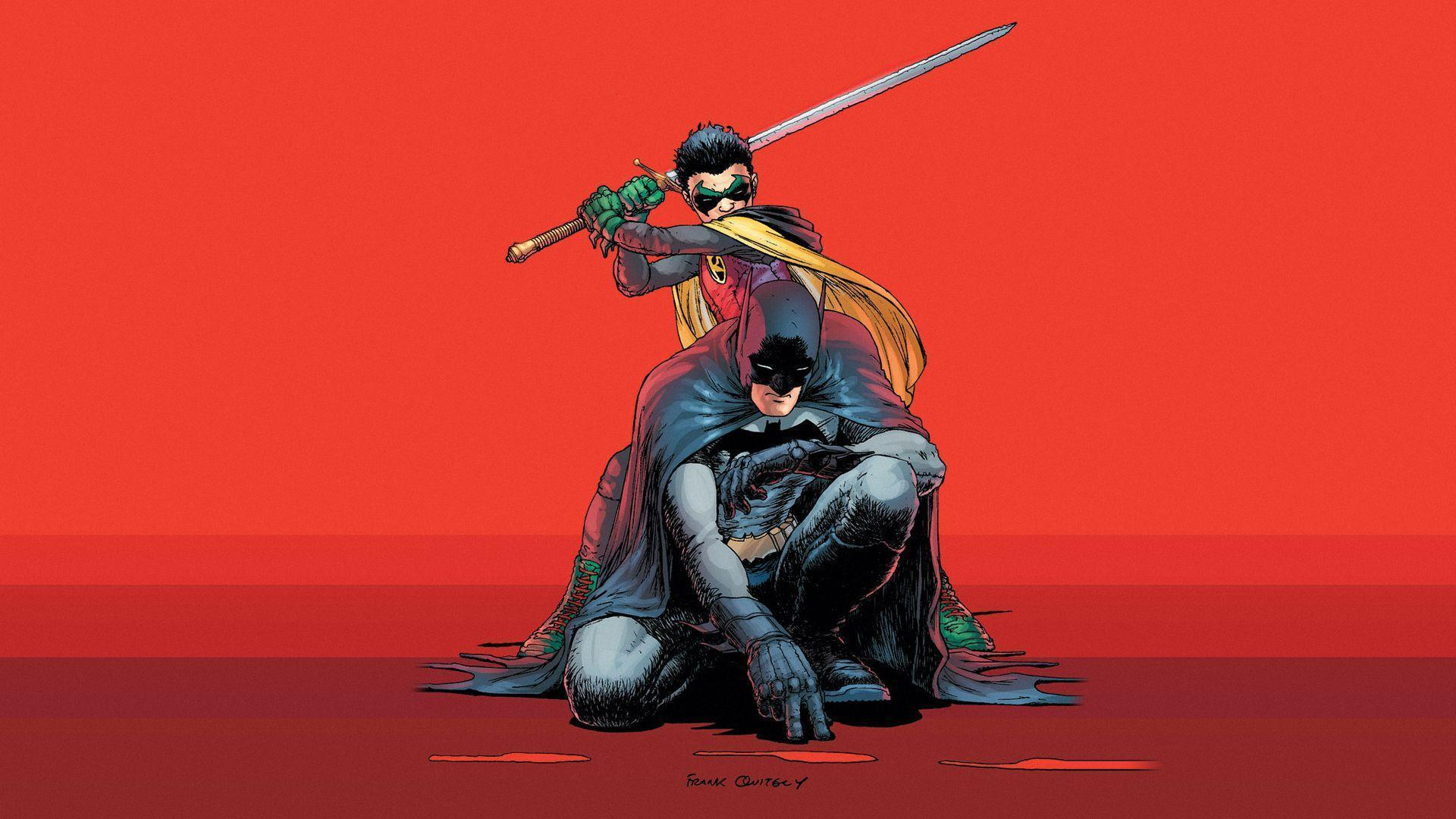 1920x1080 Damian Wayne Wallpapers