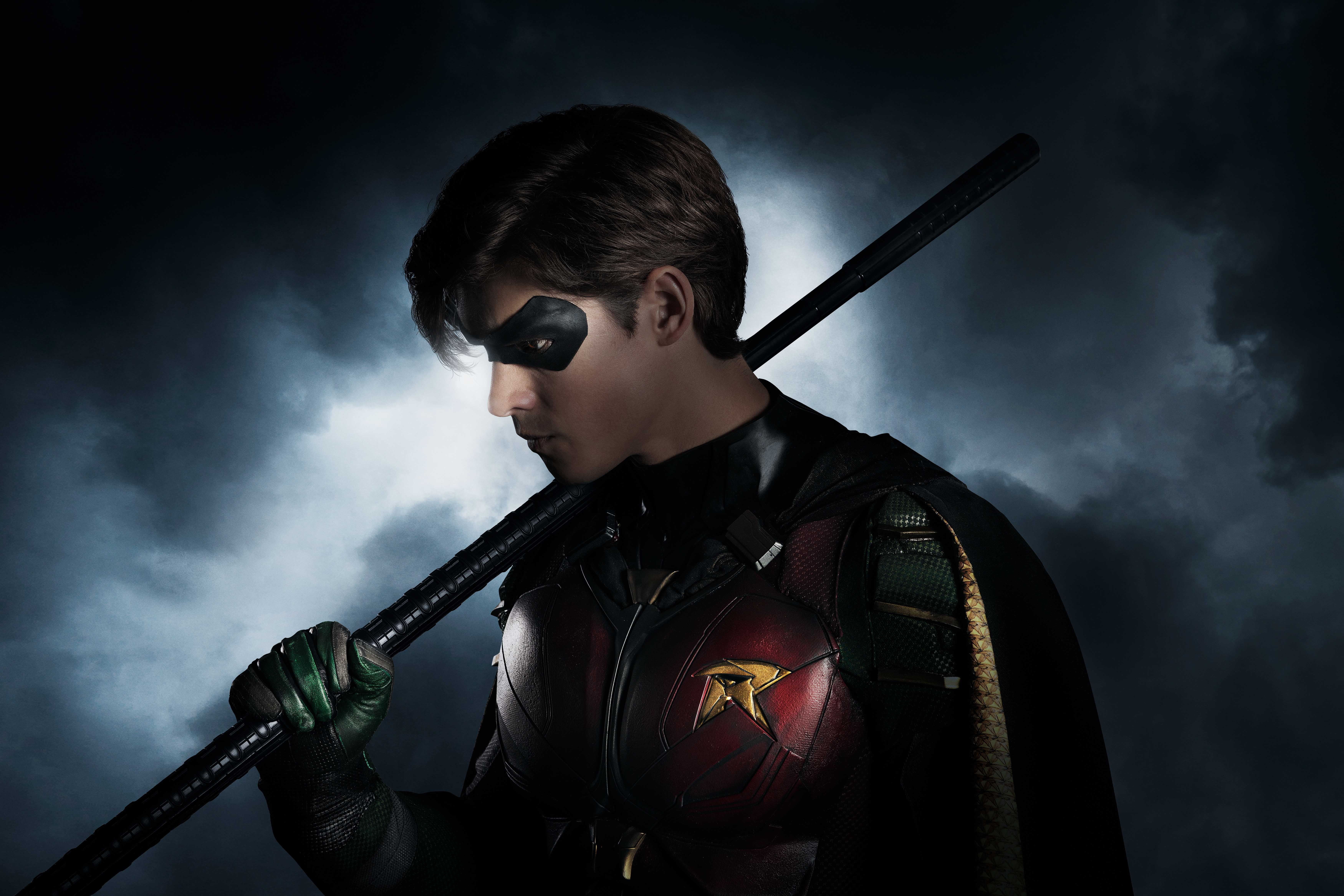 7000x4667 DC Robin wallpaper HD wallpaper | Wallpaper Flare