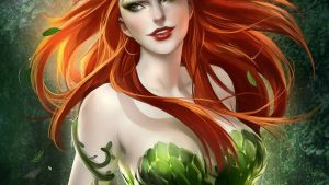 Poison Ivy Wallpapers – Top Free Poison Ivy Backgrounds