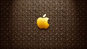 Gold Apple Logo Wallpapers – Top Free Gold Apple Logo Backgrounds