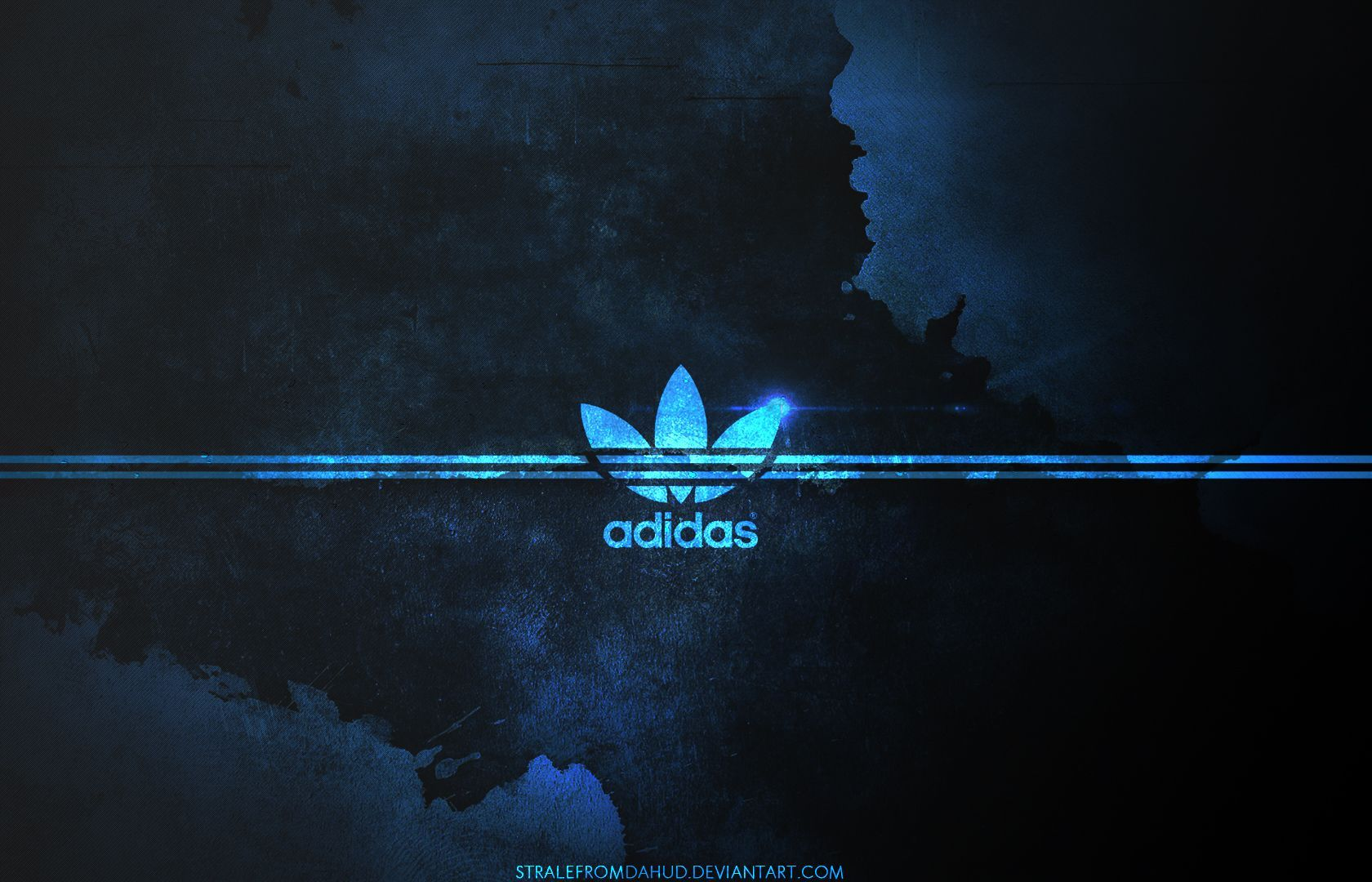 1680x1080 Adidas Wallpapers Neon