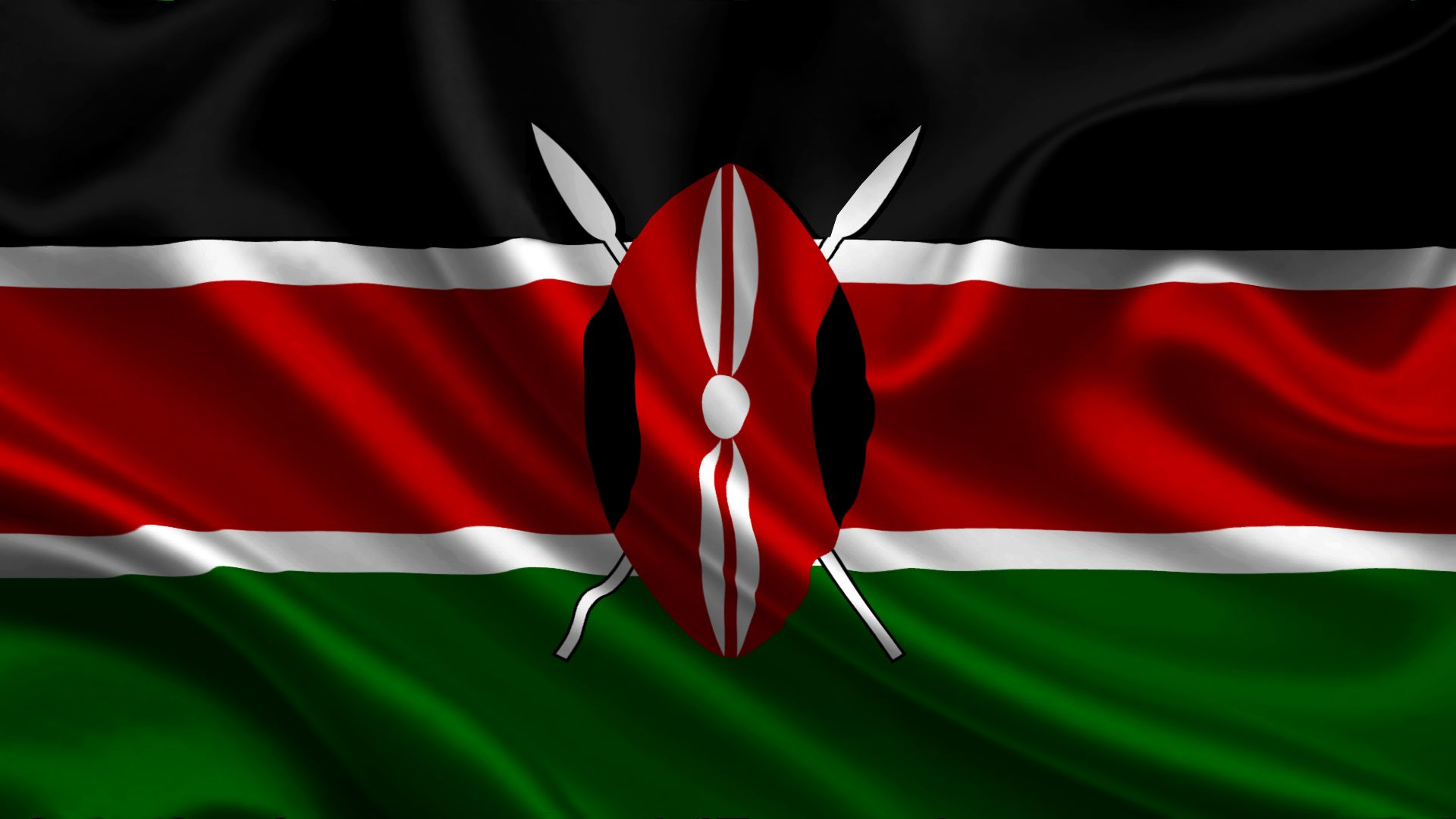 1920x1080 Kenya Flag HD Images and Wallpapers 2016 Free Download ...