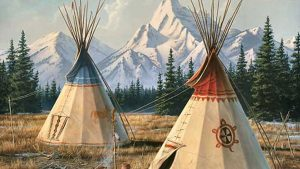 Native American Teepees Wallpapers – Top Free Native American Teepees Backgrounds