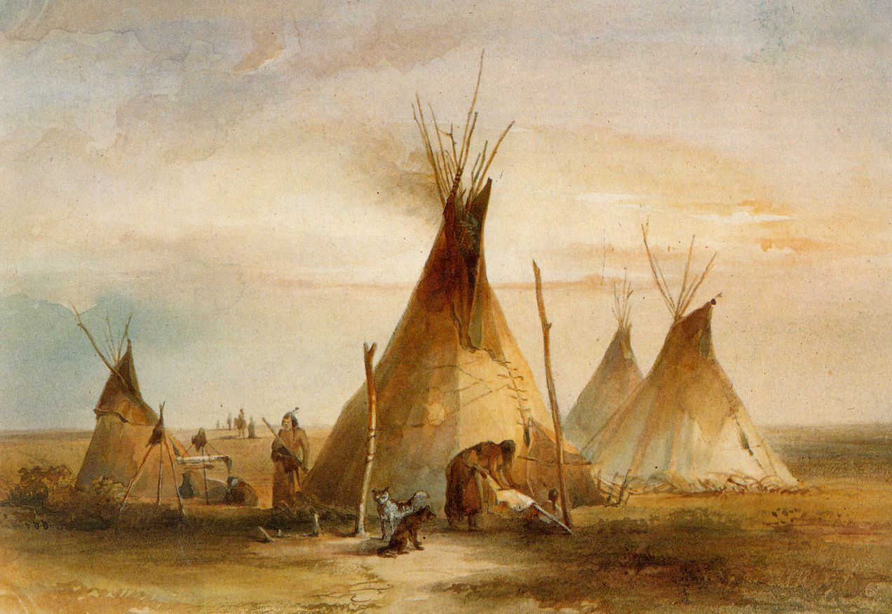 1272x876 American Indian culture of the Plains (article) | Khan Academy