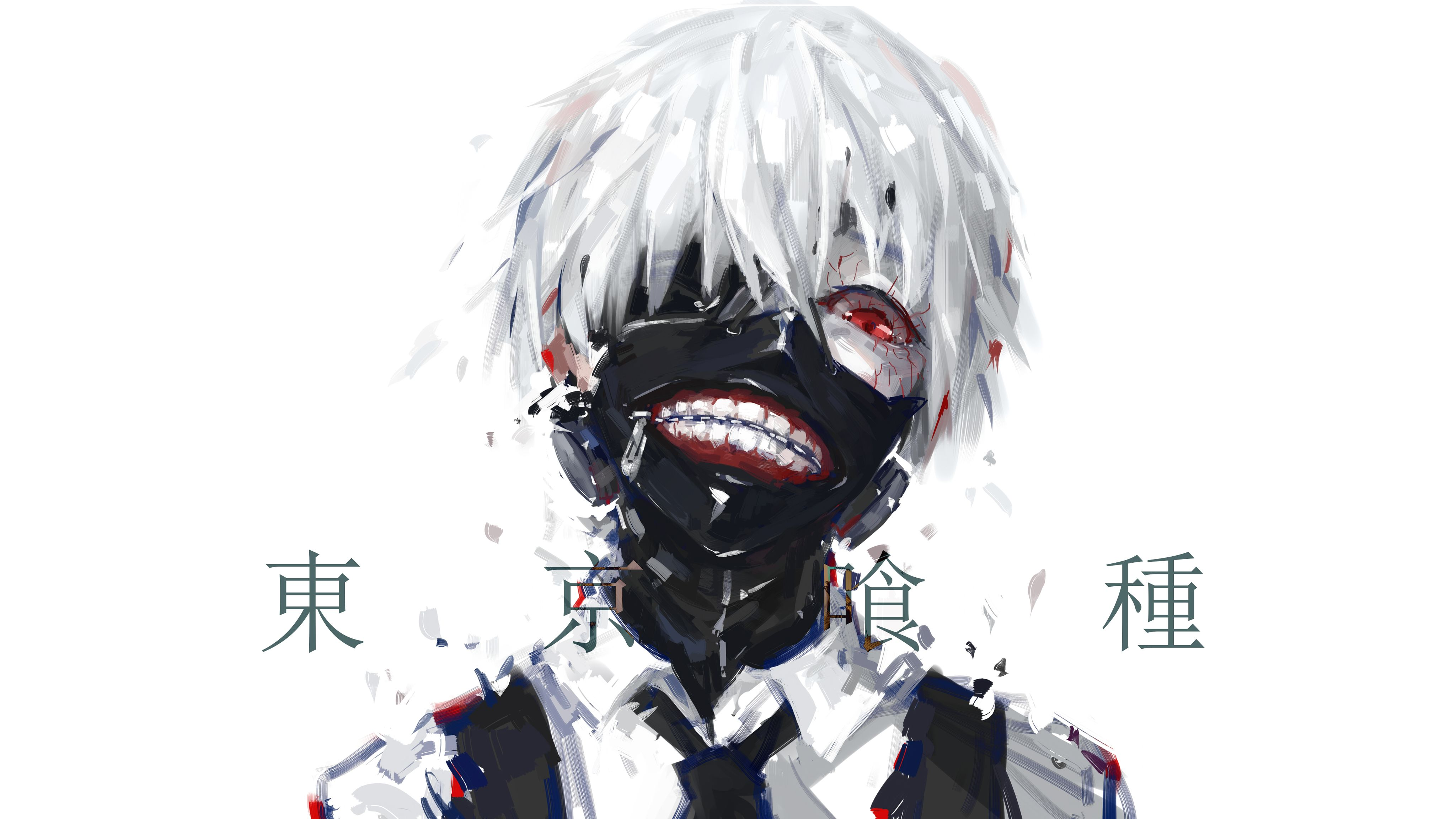 4096x2304 700 Tokyo Ghoul HD Wallpapers | Background Images - Wallpaper Abyss