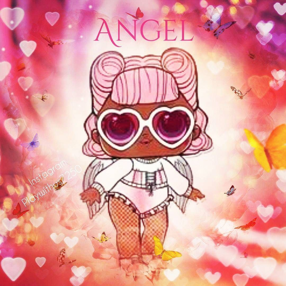 1080x1080 Who thinks Angel is one of the cutest lol dolls? Angel ...