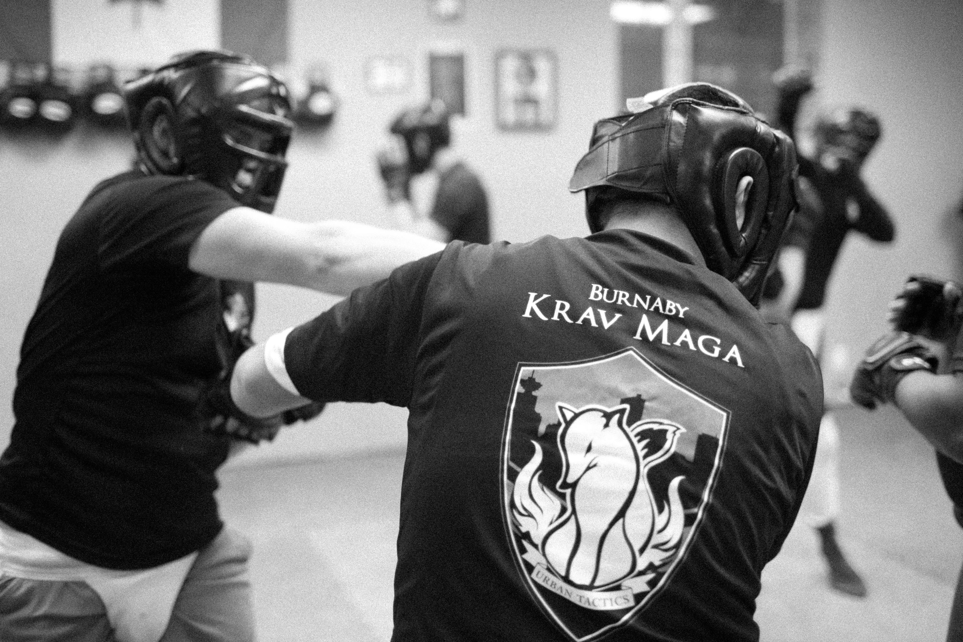 3380x2253 The Value of Sparring in Krav Maga Training | Urban Tactics ...