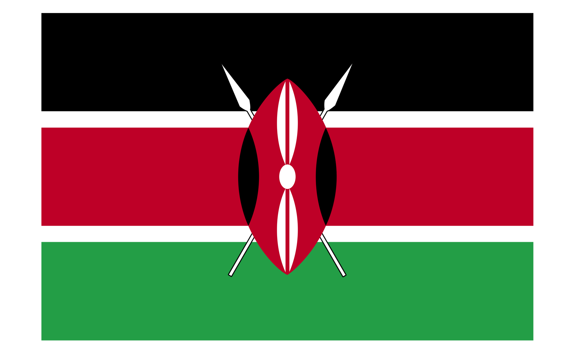 1920x1200 Kenyan flag wallpaper clipart images gallery for free ...