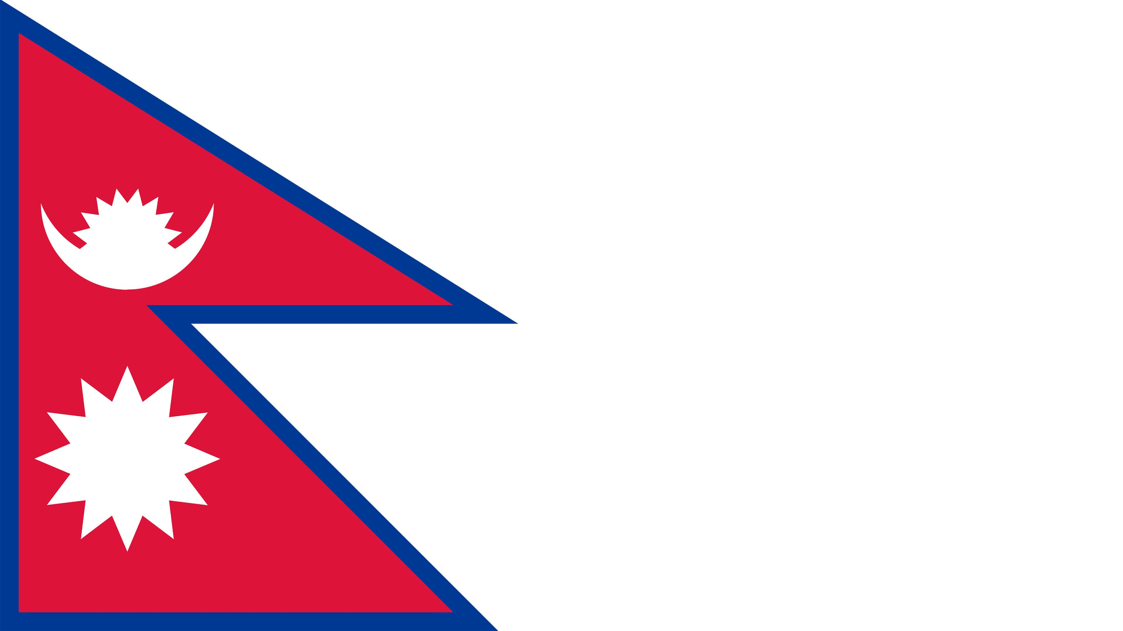 3840x2160 Nepal Flag Wallpapers