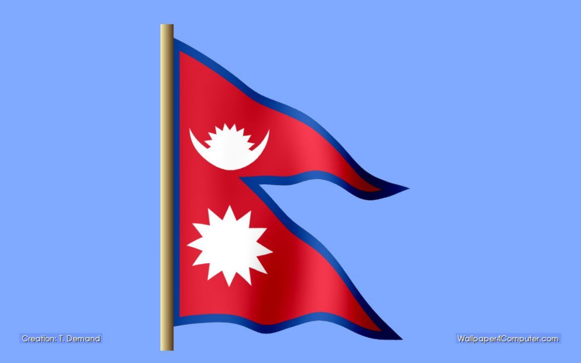 1170x731 Nepal Flag Wallpapers