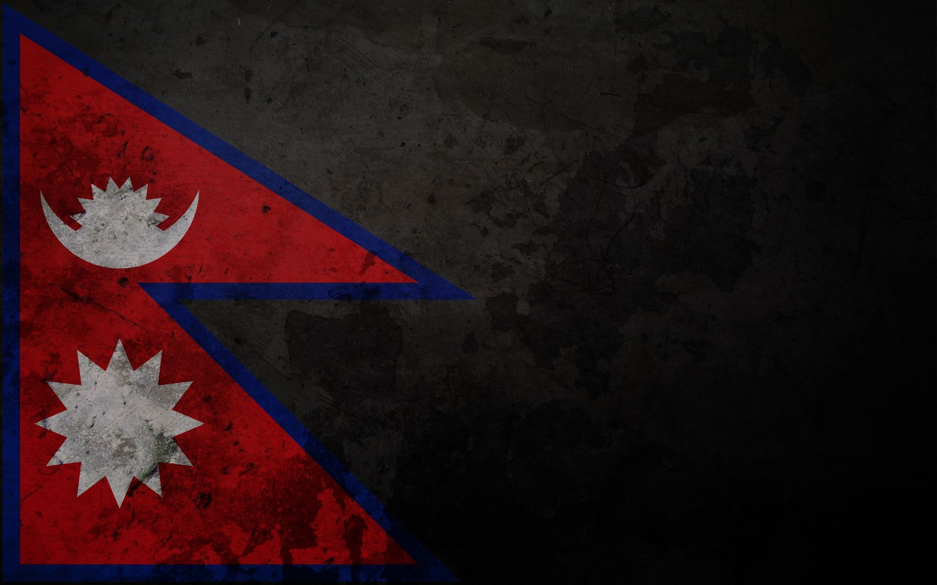 1920x1200 Nepal Flag Wallpapers
