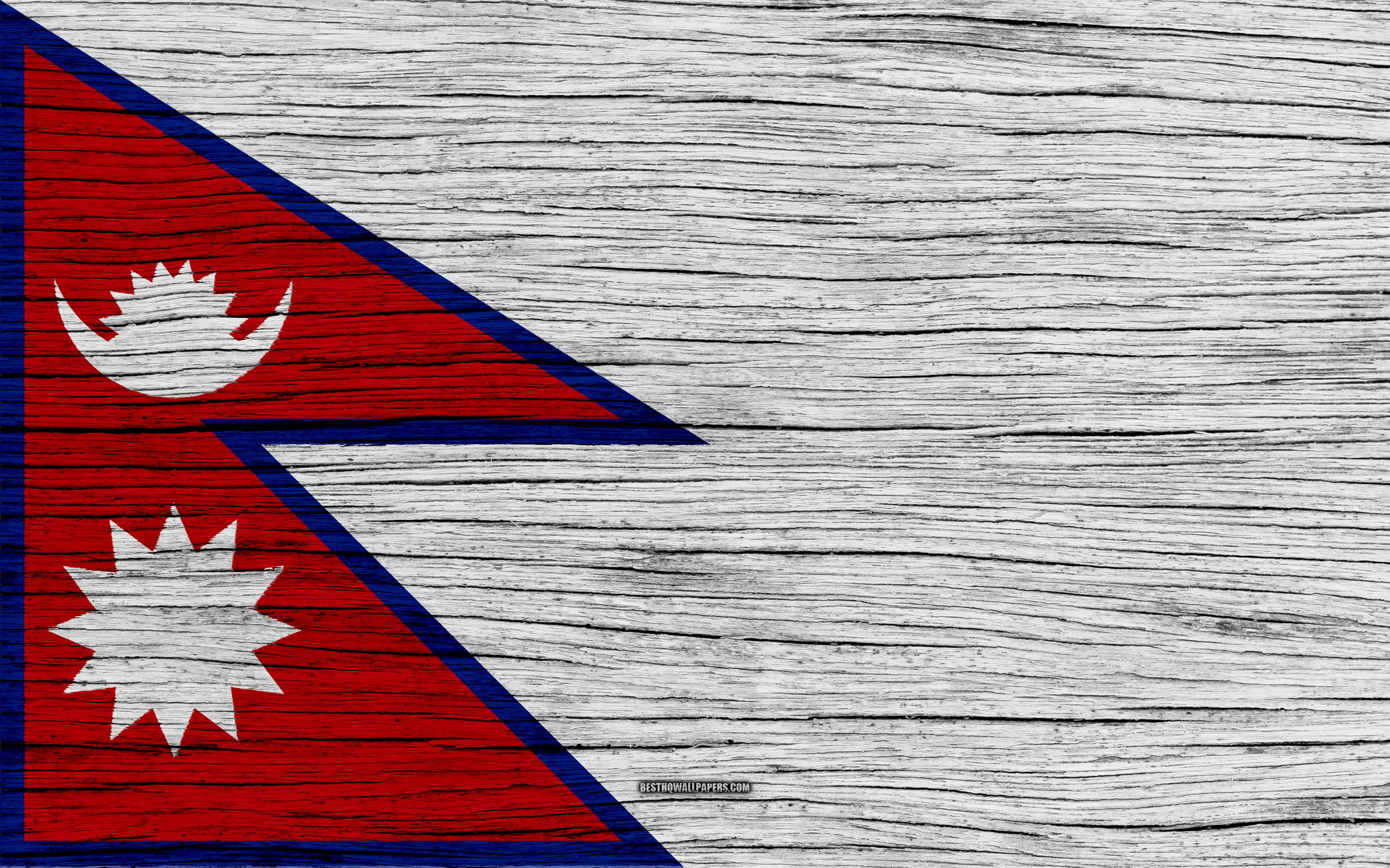 3840x2400 Nepal Flag Wallpapers