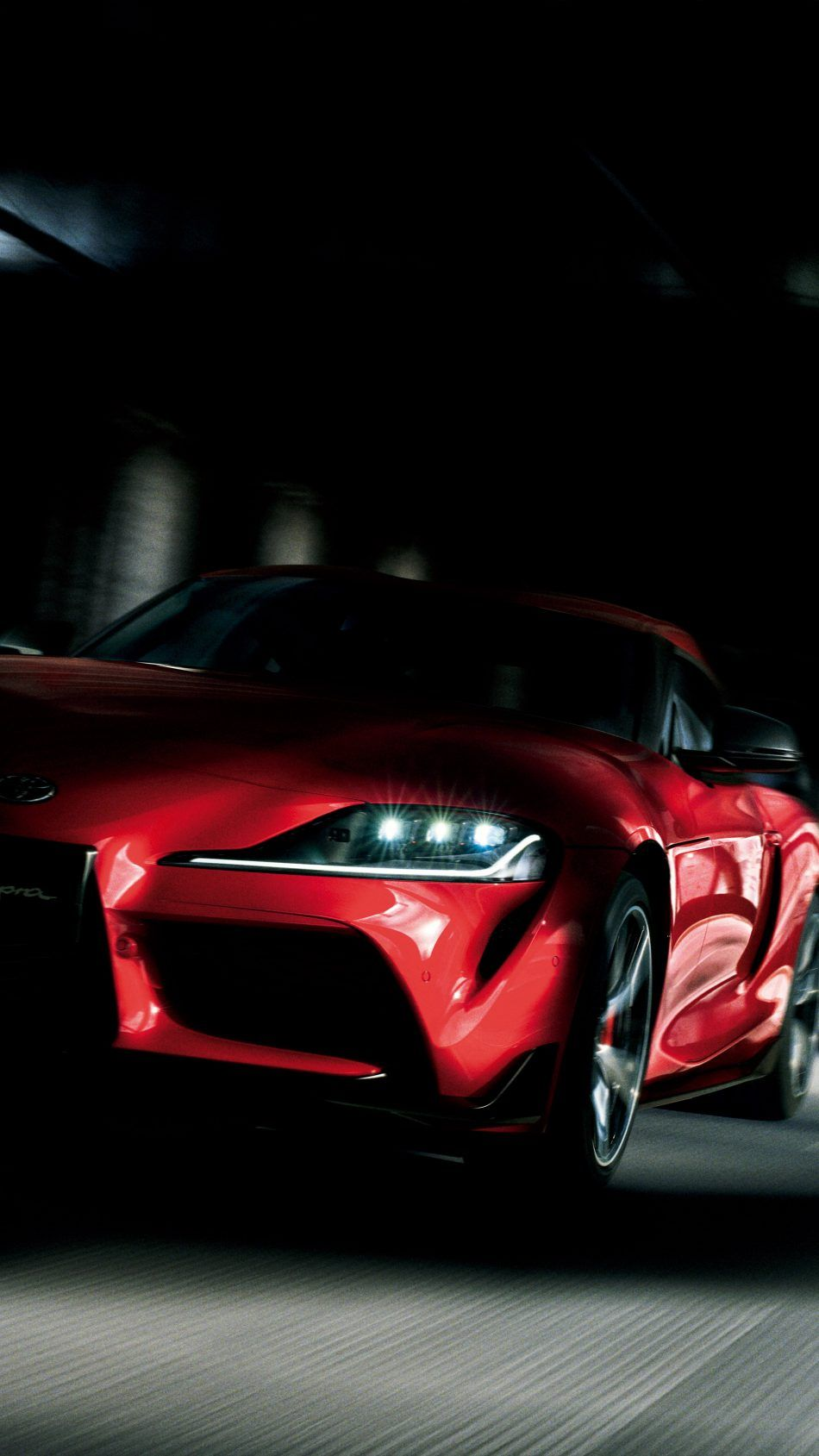 950x1689 Download Toyota GR Supra 2019 Free Pure 4K Ultra HD Mobile ...