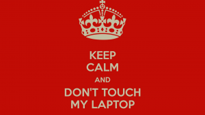 Don't Touch My Laptop Wallpapers – Top Free Don't Touch My Laptop Backgrounds