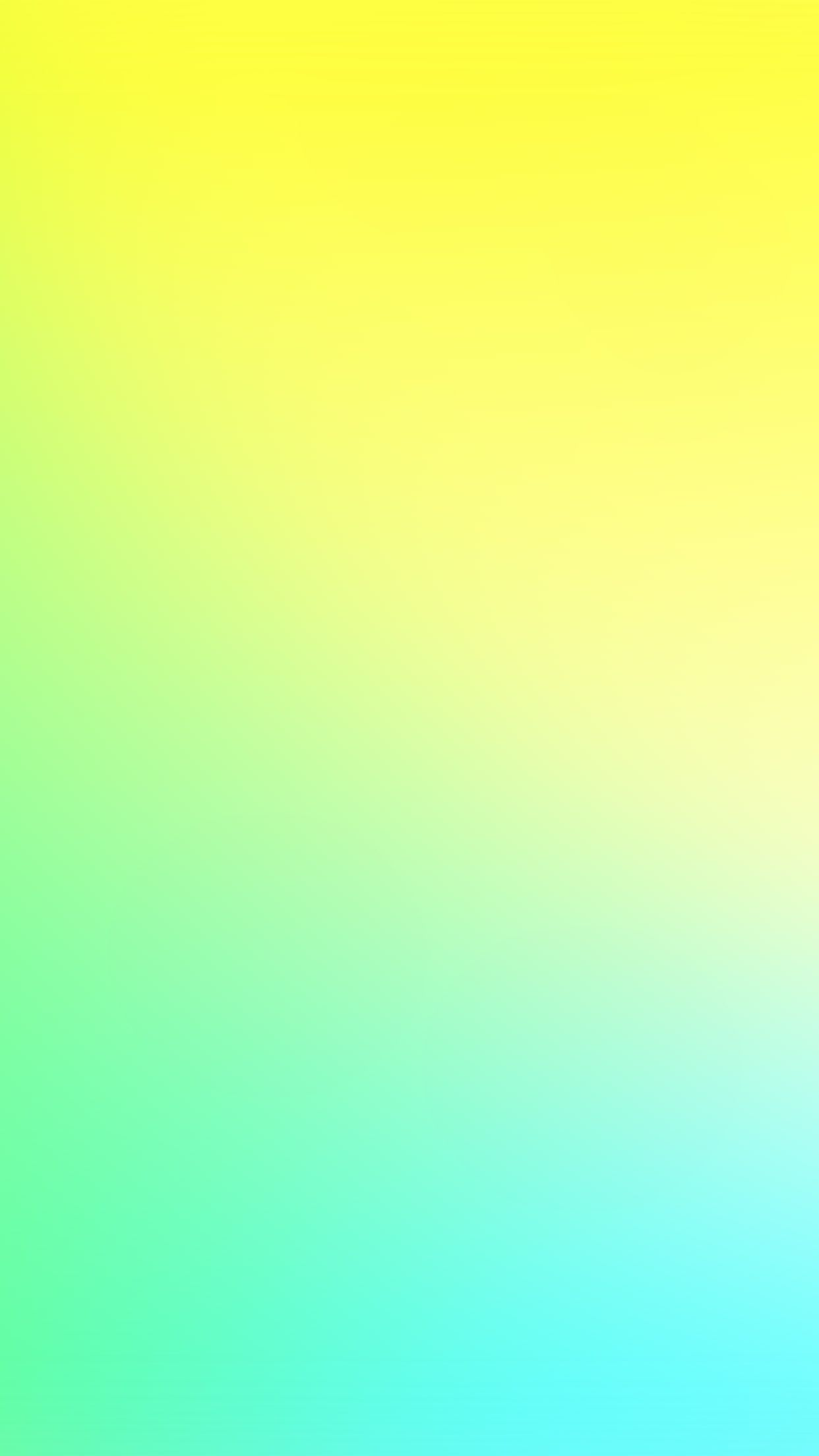 1242x2208 Bright Green, Blue Yellow Wallpapers