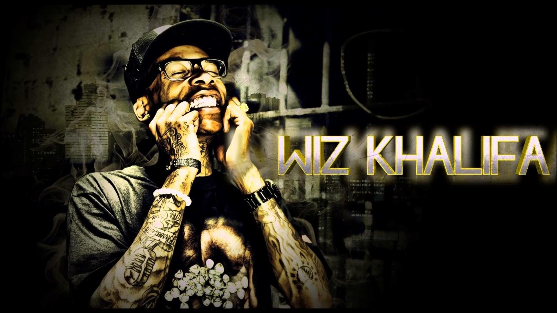 1920x1080 12 Wiz Khalifa HD Wallpapers | Background Images - Wallpaper Abyss